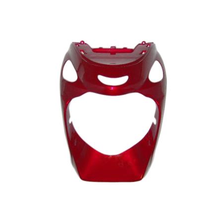 03 Baotian Främre kåpa nedre röd