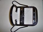 Pakethållare svart QT7