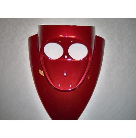 Frontkåpa Dubbel Röd BT012