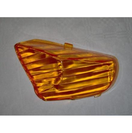 16 Baotian Blinkersglas höger orange
