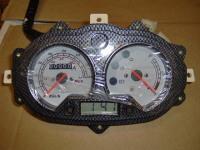 01 Baotian Hastighetsmätare komplett QT12