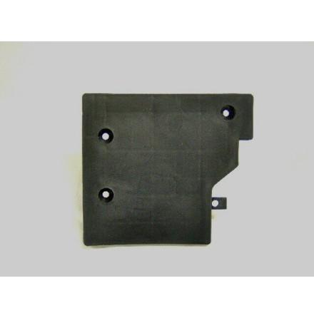 08 Baotian Batterilådelock grå plast