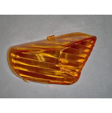 17 Baotian Blinkersglas vänster orange