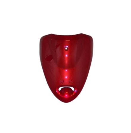 01 Baotian Främre kåpa övre, röd