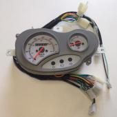 01 Baotian Hastighetsmätare komplett QT12-Re