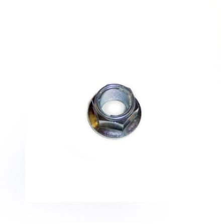 09 Gripmutter M10, Silver