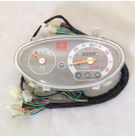 Hastighetsmätare QT9F3