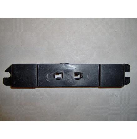09 Baotian Batteriband grå plast