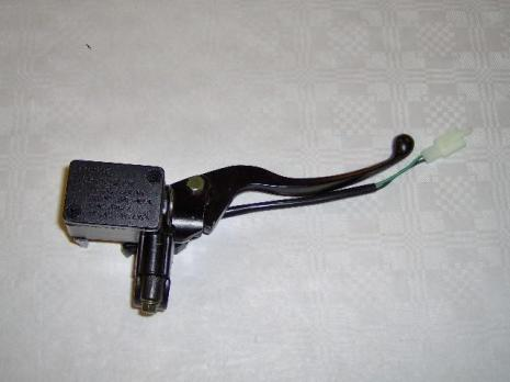 Huvudcylinder Hö komplett QT7