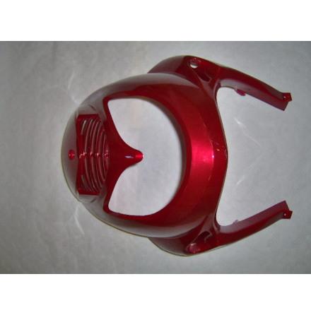 Frontkåpa röd 012