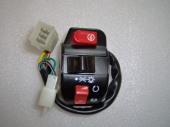 17 Baotian Switch höger QT12/QT7